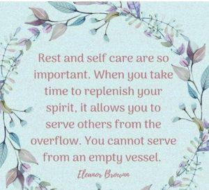 Rest & Self Care - Spiritual Advice - Blog by Jayma Jamieson Counseling Lafayette, CO