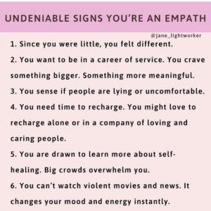 Empath - Spiritual Advice - Blog by Jayma Jamieson Counseling Lafayette, CO